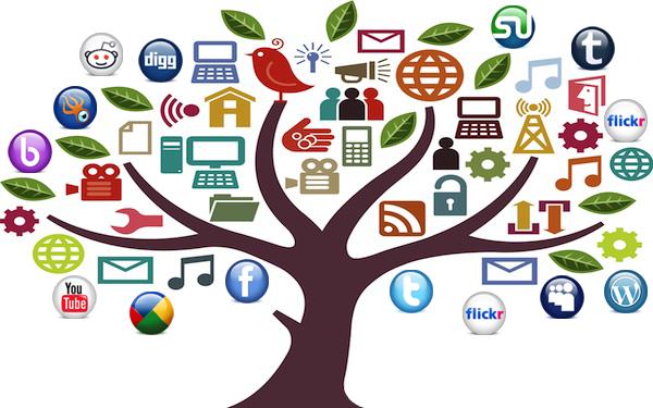 الإعلام الإجتماعي