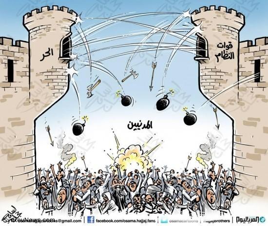 الديمقراطية… أو الغائب الأهم في المأساة السورية
